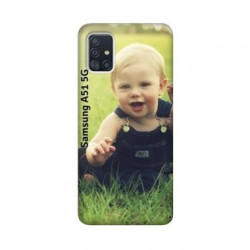 Coques souples PERSONNALISEES Samsung GALAXY A51 5g