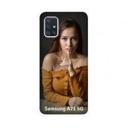 Coques souples PERSONNALISEES Samsung GALAXY A71 5g