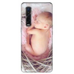 Coques souples PERSONNALISEES Oppo Find X2 Pro