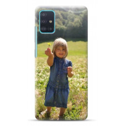 Coques souples PERSONNALISEES Samsung Galaxy A31