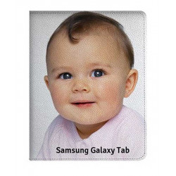 "Etui rabattable personnalisé pour Samsung Galaxy Tab S6 lite 10,4"""