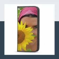 Etui portefeuille personnalisé pour Huawei Honor 9X Lite