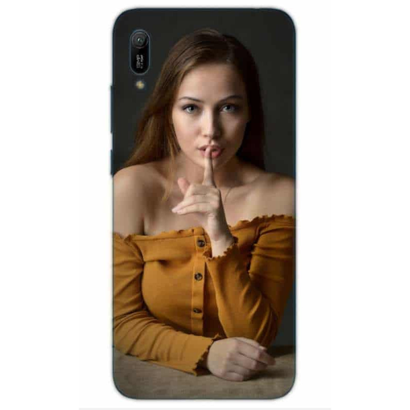 Coques souples PERSONNALISEES Huawei Y6 2019