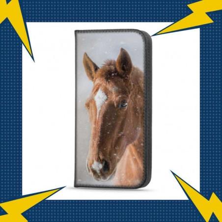 Etui pour Oppo A72 rabattable en portefeuille personnalisé