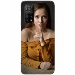 Coque Xiaomi Mi 10T personnalisée à l'aide d'une photo