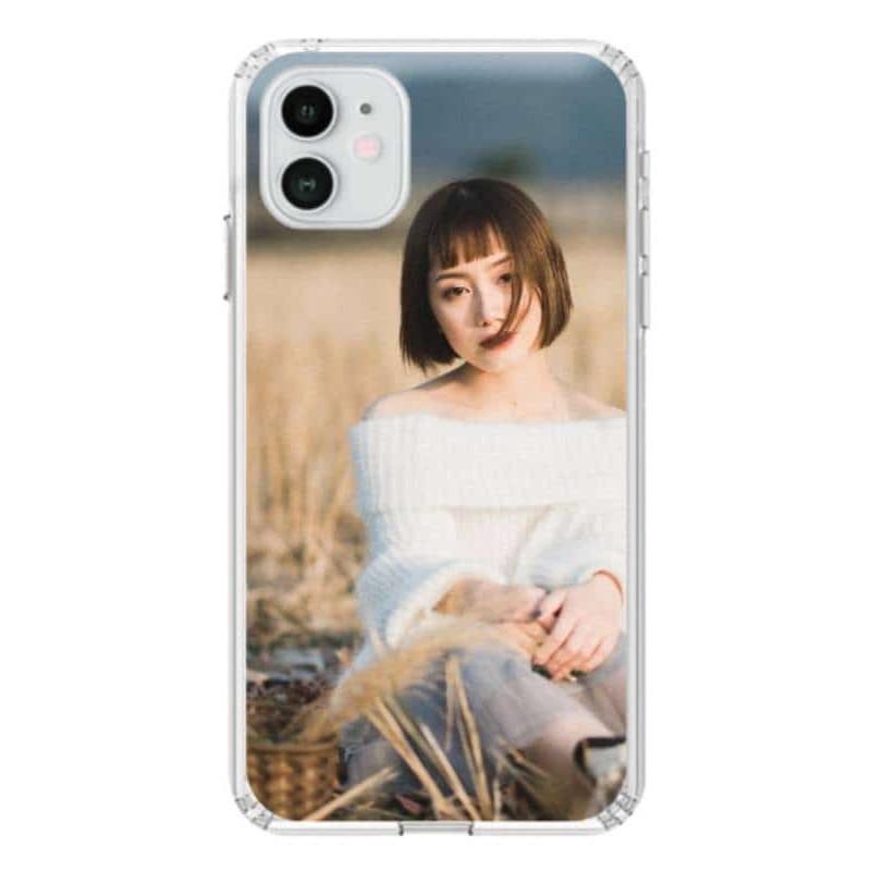 Coque iPhone 12 pro personnalisée à l'aide d'une photo
