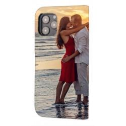 Etui personnalisé pour iPhone 12 a l'aide d'une photo