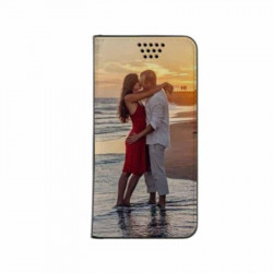 Etui pour Xiaomi Poco M3 rabattable en portefeuille personnalisé