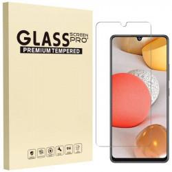 Film de protection en verre trempé SAMSUNG A12