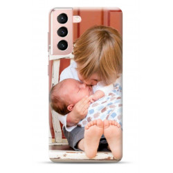 Coques Samsung Galaxy S21 souples PERSONNALISEES