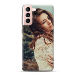 Coques souples PERSONNALISEES Samsung Galaxy S21 plus