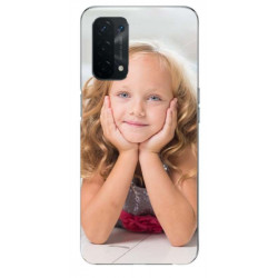 Coques souples PERSONNALISEES Oppo A74