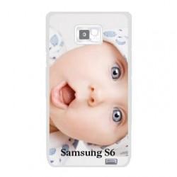Coque personnalisée pour Samsung Galaxy S6 à l'aide d'une photo