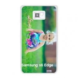 Coque personnalisée pour Samsung Galaxy S6 Edge à l'aide d'une photo