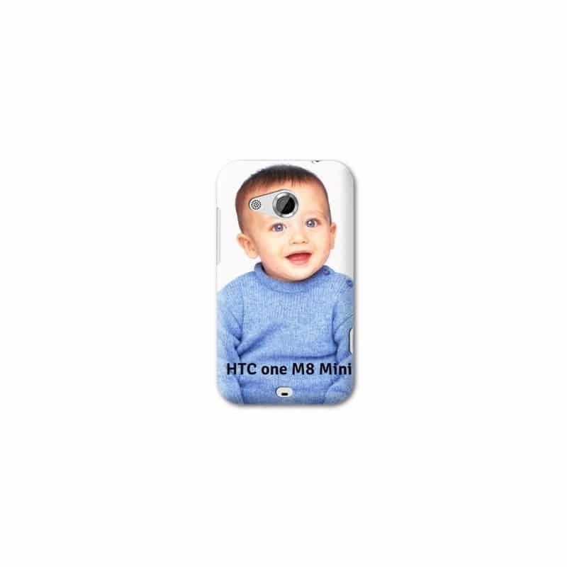 Coque personnalisée pour HTC One M8 à l'aide d'une photo