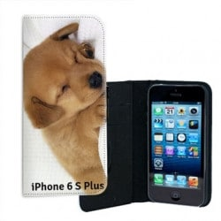 Coque personnalisée pour iPhone 6S Plus à l'aide d'une photo