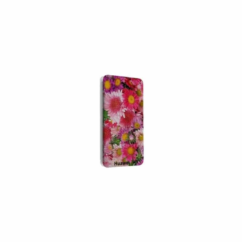 Etui rabattable portefeuille personnalisé pour Huawei Ascend G510 à l'aide d'une photo