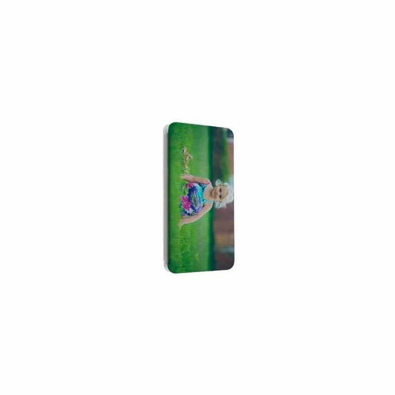 Etui rabattable portefeuille personnalisé pour Sony Xperia C5 Ultra