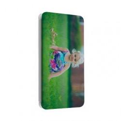 Etui cuir portefeuille personnalisé pour Sony Xperia C5 Ultra