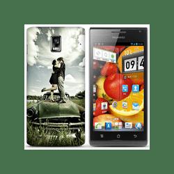 Coque personnalisée pour Huawei ascend P1 à l'aide d'une photo