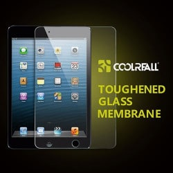 FILM de protection EN VERRE TREMPE pour APPLE IPAD 1