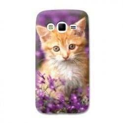 Coque personnalisée pour Samsung Galaxy Trend2 Lite à l'aide d'une photo
