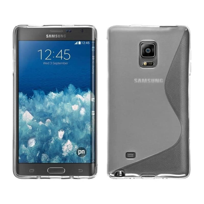 Coque personnalisée pour Samsung Galaxy Note Edge à l'aide d'une photo
