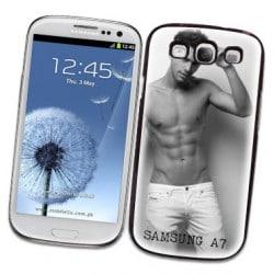 Coque personnalisée pour Samsung Galaxy A8 à l'aide d'une photo