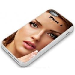 Coque souple personnalisée en silicone pour iPhone 6 (4,7)