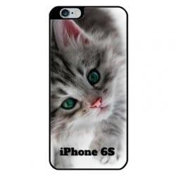 Coque souple personnalisée en silicone pour iPhone 6S