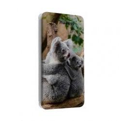 Etui cuir portefeuille personnalisé pour Huawei mate 8