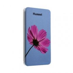 Etui rabattable portefeuille personnalisé pour Huawei GX8