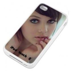Coque personnalisée souple pour iPod Touch 5
