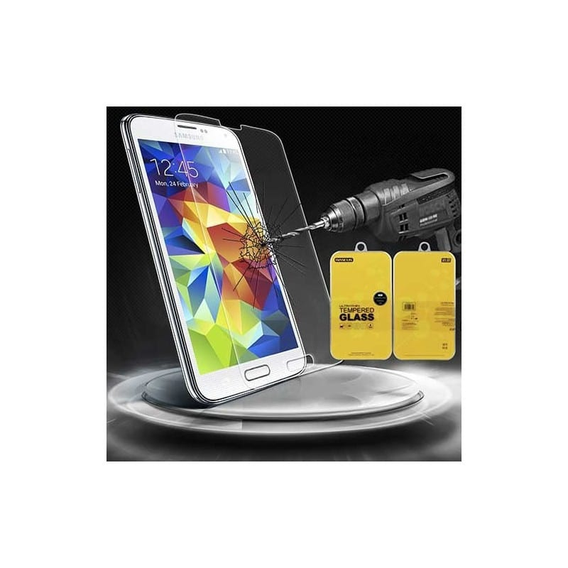 FILM de protection EN VERRE TREMPE pour GALAXY S4 MINI