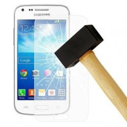 FILM de protection EN VERRE TREMPE pour SAMSUNG galaxy CORE PLUS G350