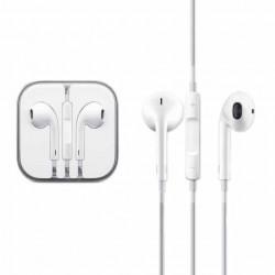 Ecouteurs originaux APPLE certifiés avec Micro et Télécommande pour iPhone, iPad, iPod