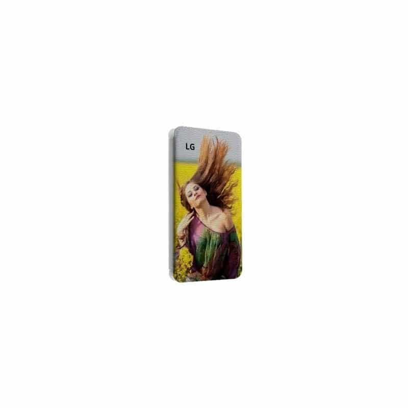 Etui personnalisé pour LG G4 à l'aide d'une photo
