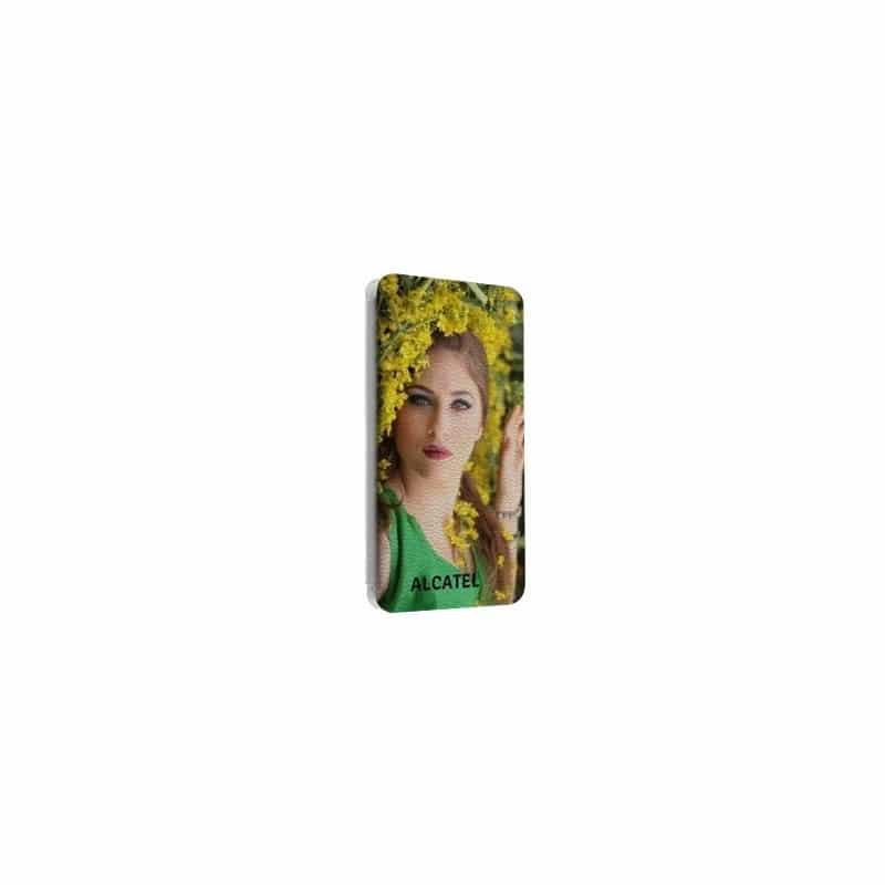 Etui personnalisé pour Alcatel Idol 4 à l'aide d'une photo