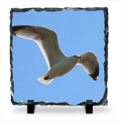 Cadre Ardoise à personnaliser carre 30×30 cm