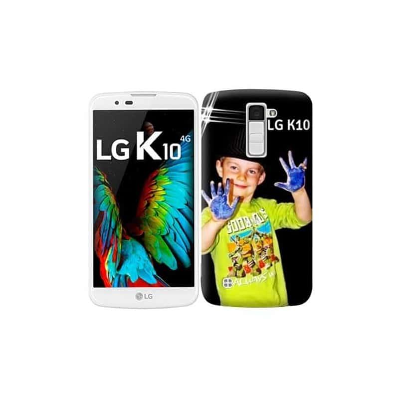 Coque personnalisée pour LG K10 à l'aide d'une photo