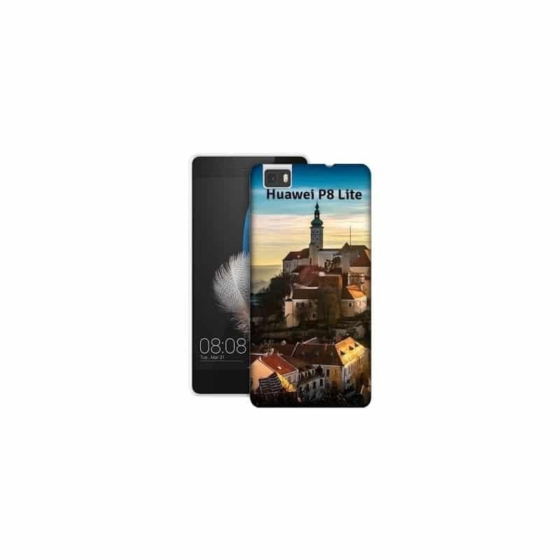 Coque personnalisée pour huawei P8 LITE à l'aide d'une photo