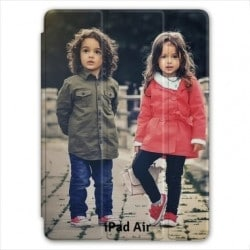 protection smart cover personnalisée iPad air avec photo