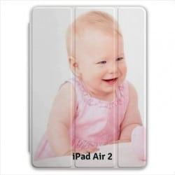 protection smart cover personnalisée iPad air 2 avec photo