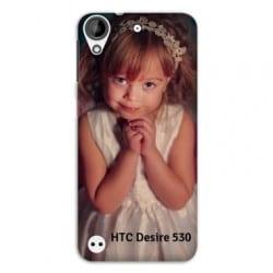 Coque personnalisée pour HTC Desire 530 à l'aide d'une photo