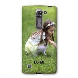 Coque personnalisée pour LG k8 à l'aide d'une photo