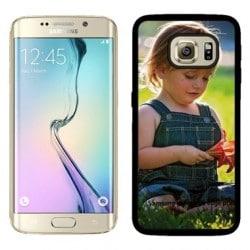 Coque personnalisée pour Samsung Galaxy S6 Edge Plus à l'aide d'une photo