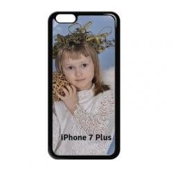Coque souple personnalisée en silicone pour iPhone 7 Plus