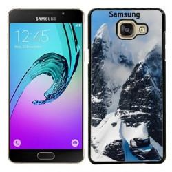 Coque personnalisée en GEL pour Samsung galaxy A5 2017 avec une photo