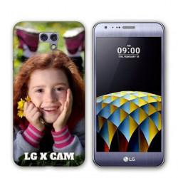 Coque personnalisée pour LG X CAM à l'aide d'une photo