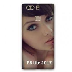 Coque personnalisée pour Huawei P8 Lite 2017 avec une photo